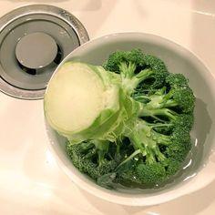 つぼみの中は虫まみれ!ブロッコリーの意外と知られていない正しい洗い方はこちら…!