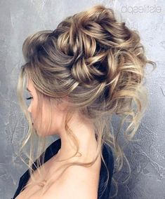 Prom Hairstyles 43 Cutest Trendy We deeply hope these 43 Cutest Trendy ? High Bun Up Do Hairstyl. Hairstyles 43 Cutest Trendy We deeply hope these 43 Cutest Trendy ? High Bun Up Do Hairstyl. Prom Hairstyles For Long Hair, Prom Hair Updo, Formal Hairstyles, Hair Dos, Wedding Hairstyles, Hairstyles Haircuts, School Hairstyles, Short Haircuts, Bridal Hair Updo High