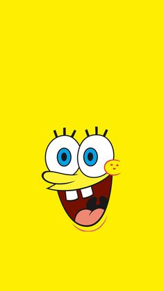 Wallpapers of Spongebob for Android and IOS - Wallpapers cool Spongebob Iphone Wallpaper, Disney Phone Wallpaper, Wallpaper Iphone Cute, Galaxy Wallpaper, Ios Wallpapers, Cute Cartoon Wallpapers, Spongebob Painting, Homescreen Wallpaper, Android