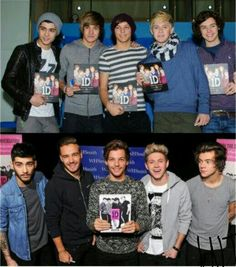 Crying cuz SAME ORDER