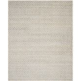 Found it at Wayfair - Stonewash Silver Rug 656