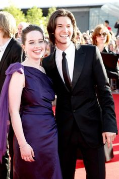 Prince Caspian London Premiere Anna and Ben