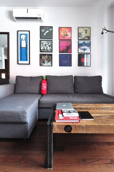A Bachelor Pad in Montreal — House Tour