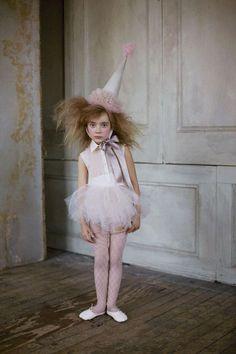 disfraz niña bailarina circo