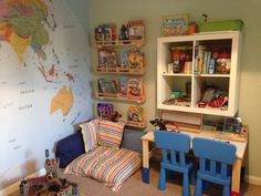 Boys Playroom Jan 2013
