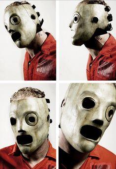 'Corey Taylor Slipknot Tattoo, Slipknot Band, System Of A Down, Heavy Metal Music, Heavy Metal Bands, Radiohead, Slipknot Corey Taylor, Mick Thomson, Craig Jones