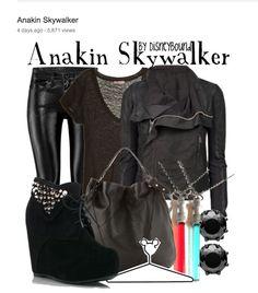 Anakin Skywalker by Disneybound