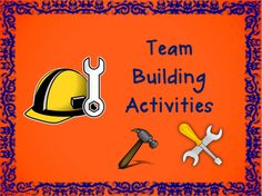 Elementary Matters: Team Building Activities