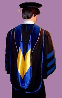 How Do You........?: How do You Wear a Graduation Hood?