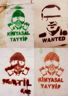 #kimyasal #occupygezi