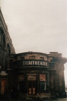 the old cinema theatre at the Dresden Railway Station,former royal lounge (Königspavillon) of the Kings of Saxony