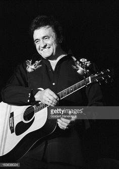 Johnny Cash | Getty Images
