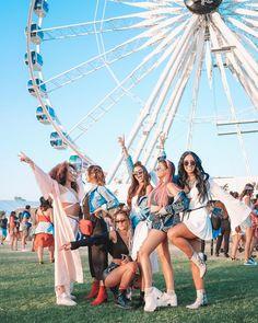 go to coachella! Music Festival Outfits, Coachella Festival, Festival Wear, Festival Fashion, Festival Looks, Kardashian Kollection, Hippy Fashion, Kendall Jenner, Balmain