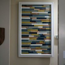 Hometalk :: Here is a tutorial on how to make artwork out of wood shims - I plan t…