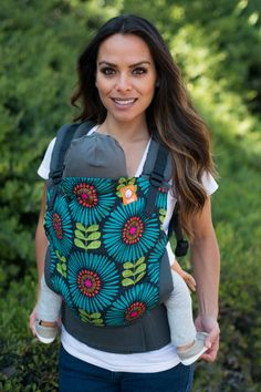 Canvas - Tula Release 'Parker' TULA BABY CARRIER; Released 18 June 2015