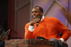 """""""The thing thats bothering you in ur spirit, deal with it NOW, because it will peak out at the wrong time."""" Kwame Kilpatrick - RealTalk at ManPower Conference"""