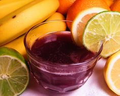 "Mardi Gras Madness Punch from Food.com:   								This is one of my mom's recipes that she made when the ""girls"" got together and it is great. Makes a lot about 65 1/2 cup servings"