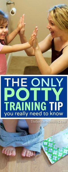 """Forget what the """"experts"""" say! And all of those potty training tips you've read, forget them too! THIS is what really works. (ad) #Kandoo"""