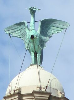 Liverpool England, Liverpool Fc, New Brighton, Mosaic Art, Statue Of Liberty, Birds, Statue Of Liberty Facts, Liberty Statue, Bird
