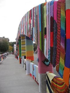 knit camBridge from thought & found / Sheila via Flickr.com