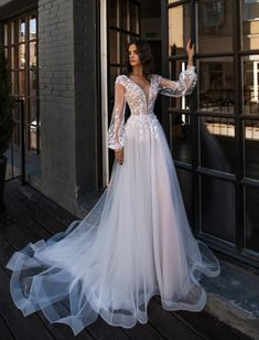 Wedding Dress Trends to Inspire Your - . - Bridal Gowns - Wedding Dress Trends to Inspire Your – … - Wedding Dress Trends, Best Wedding Dresses, Wedding Wear, Bridal Dresses, Wedding Gowns, Boho Wedding, Tulle Wedding, Amazing Wedding Dress, Dresses Dresses
