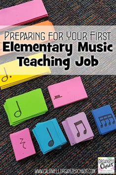 Preparing for Your First Elementary Music Teaching Job. Top 5 suggestions to help you get ready over the summer for your first elementary music job. education Preparing for Your First Elementary Music Teaching Job Elementary Music Lessons, Music Lessons For Kids, Music Lesson Plans, Piano Lessons, Elementary Schools, Piano Teaching, Teaching Jobs, Learning Piano, Teaching Orchestra