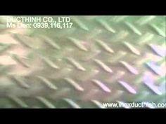 Tấm chống trượt Inox 304.... Tấm chống trượt Nhôm.A,1050 / 5052/ 6061.
