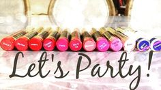 Let's Party! Contact me today to be the host of a Facebook party. You receive all the host benefits, I do all the work!!! www.senegence.com/TimelessEleganceByTara