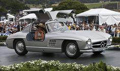 54-63 300Sl Benz