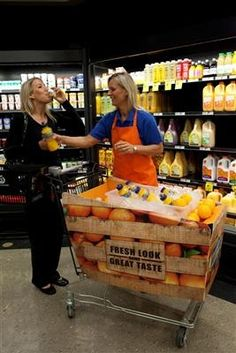 POPAI Awards 2012: Grocery Food #POS, #RetaiMerchandising #ShopperMarketing, Start your own business http://www.getgogrocer.com/