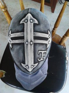 Fencing Mask #3