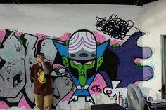 #mojojojo #graffiti #foco #foko #medellin
