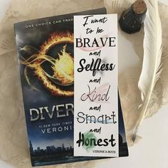 Your place to buy and sell all things handmade Divergent Bookmark Insurgent Bookmark Allegiant Bookmark Divergent Memes, Divergent Tris, Divergent Plot Twist, Divergent Fan Art, Divergent Hunger Games, Insurgent Quotes, Divergent Tattoo, Divergent Fanfiction, Divergent Quotes Love