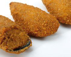 Delicioso Mejillón relleno. Pruébalo en www.ameztoi.com