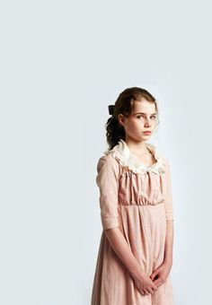 Portrait of Margaret Dashwood // Lucy Boynton | Sense and Sensibility (BBC, 2008)