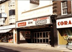 Parkway Cinema, Camden Town. I was a manager here, 1990 -1993. It's because of this building & job that I met my wife.