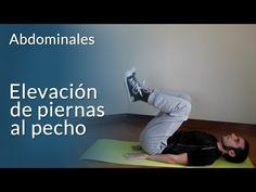 Rutina de ejercicios para abdominales inferiores - Ejercicios En Casa
