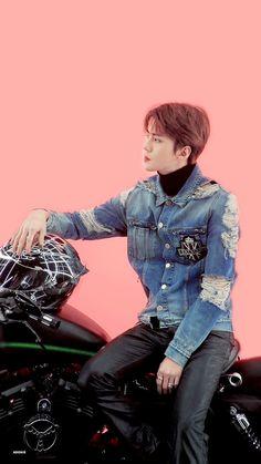 Sehun in denim. Thats all i wanna say. Baekhyun, Hunhan, Exo Ot12, Exo Kai, Park Chanyeol, K Pop, Exo Album, Exo Official, Exo Lockscreen