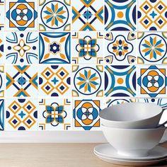 Azulejos geométricos Portugueses (Pack de 30)