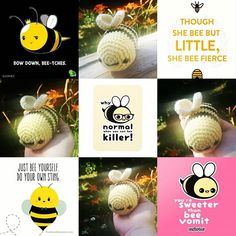 "Here Comes The Sun az Instagramon: ""Let it Bee! 🐝 This lil' honey is soon to bee listed in shop Can't wait? DM/inbox or email to order:…"""