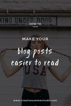 If you're a blogger or a creative writer, you know how important is to organize your content so it can be easier to read. Improve the comprehensivity of your blog posts by learning how to use properly headings & subheadings. The articles that are easy-to-