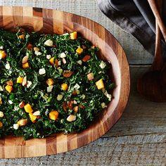 Northern Spy's Kale Salad Recipe on Food52 recipe on Food52