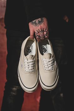 the best attitude 8ef45 b85d4 The Vans  44 deck shoes, which is now known as the Authentic were born