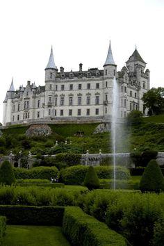 Dunrobin Castle - Scotland: