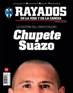 ¡Descubre más de Humberto Suazo y #Rayados en la Revista del mes! Encuéntrala en Tienda Rayados y Tiendas de autoservicio.