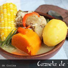 Pollo con salsa de soya y papas al romero – Mi Diario de Cocina