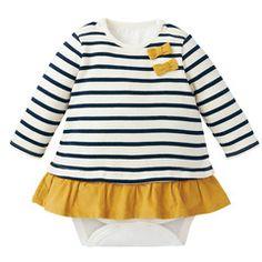 E Baby Romper 0-18 Months Newborn Baby Girls Boys Layette Rompers Black