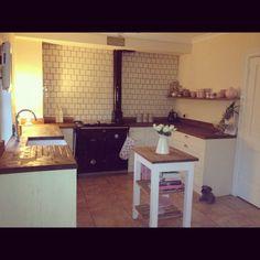 My Shabby chic kitchen