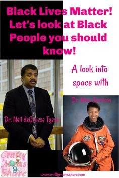A Look into Space with Dr. Neil deGrasse Tyson and Dr. Mae Jemison Dartmouth University, Howard University, Hayden Planetarium, African American Studies, National Geographic Channel, University Of Sciences, Astrophysics, School Teacher, Writing A Book