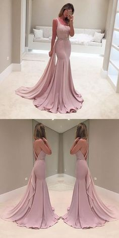 mermaid prom dresses,long prom dresses,backless prom dresses,blush prom dresses,cheap prom dresses @simpledress2480